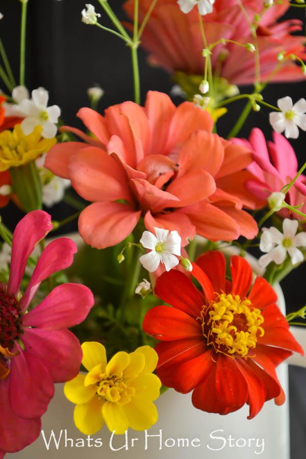 Summer Flower Arrangement Whats Ur Home Story