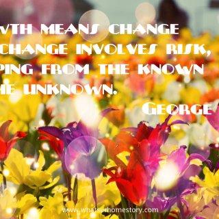 Growth Quote George Shinn