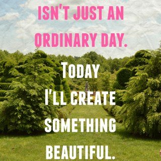 today isnt an ordinary day quote