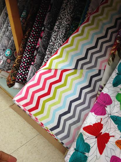 Fun Pattern Fabrics + A Cash Giveaway