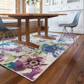 Watercolor Home Decor Style