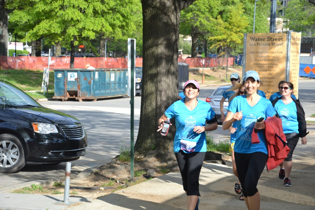 My American Odyssey Relay Experience