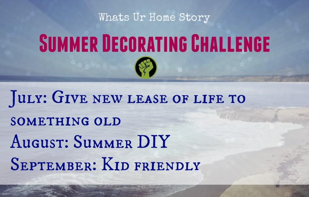 Summer Decorating Challenge 2