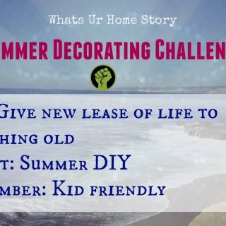 Summer Decorating Challenge Are you ready