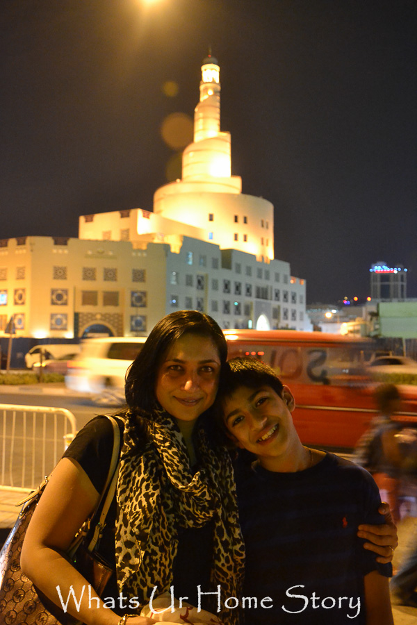 Our Doha Stopover