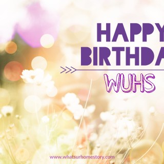 Happy th Birthday Whats Ur Home Story