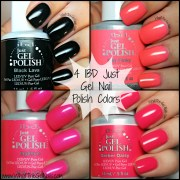 4 ibd gel nail polish colors