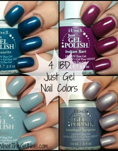 also ibd just gel nail colors for winter rh whatthegelnails