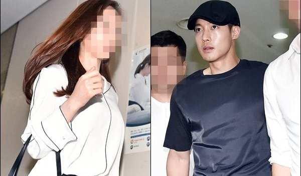 kim hyun joon girlfriend
