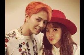donghae and dara dating dragon