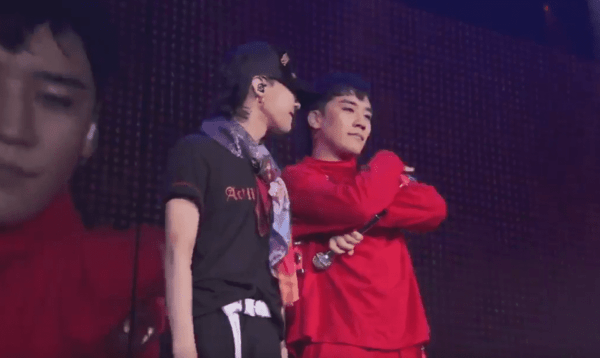 G-Dragon and Seungri