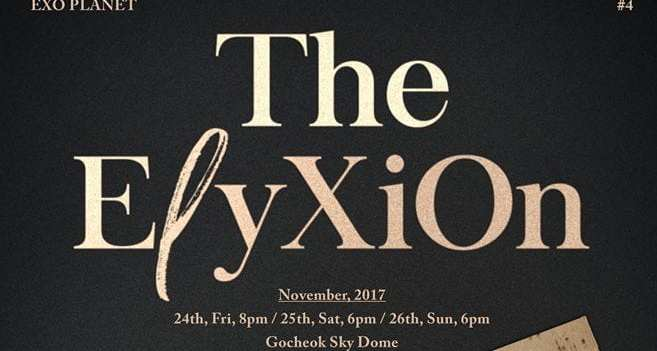 Image result for EXO 'EXO PLANET #4 The EℓyXiOn'