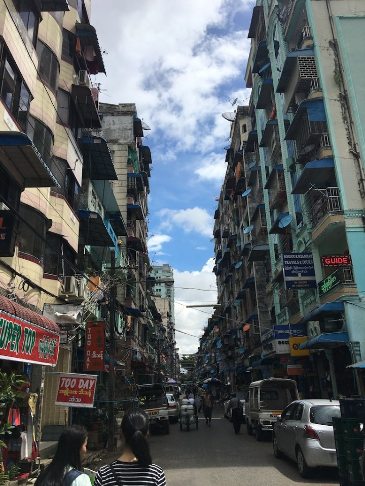 Free Yangon Walking Tour, Myanmar