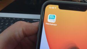 copypaste app icon