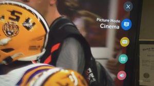 Cinema or Movie Mode
