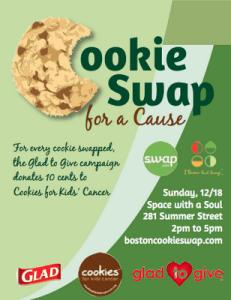Cookie Swap Boston 12-18