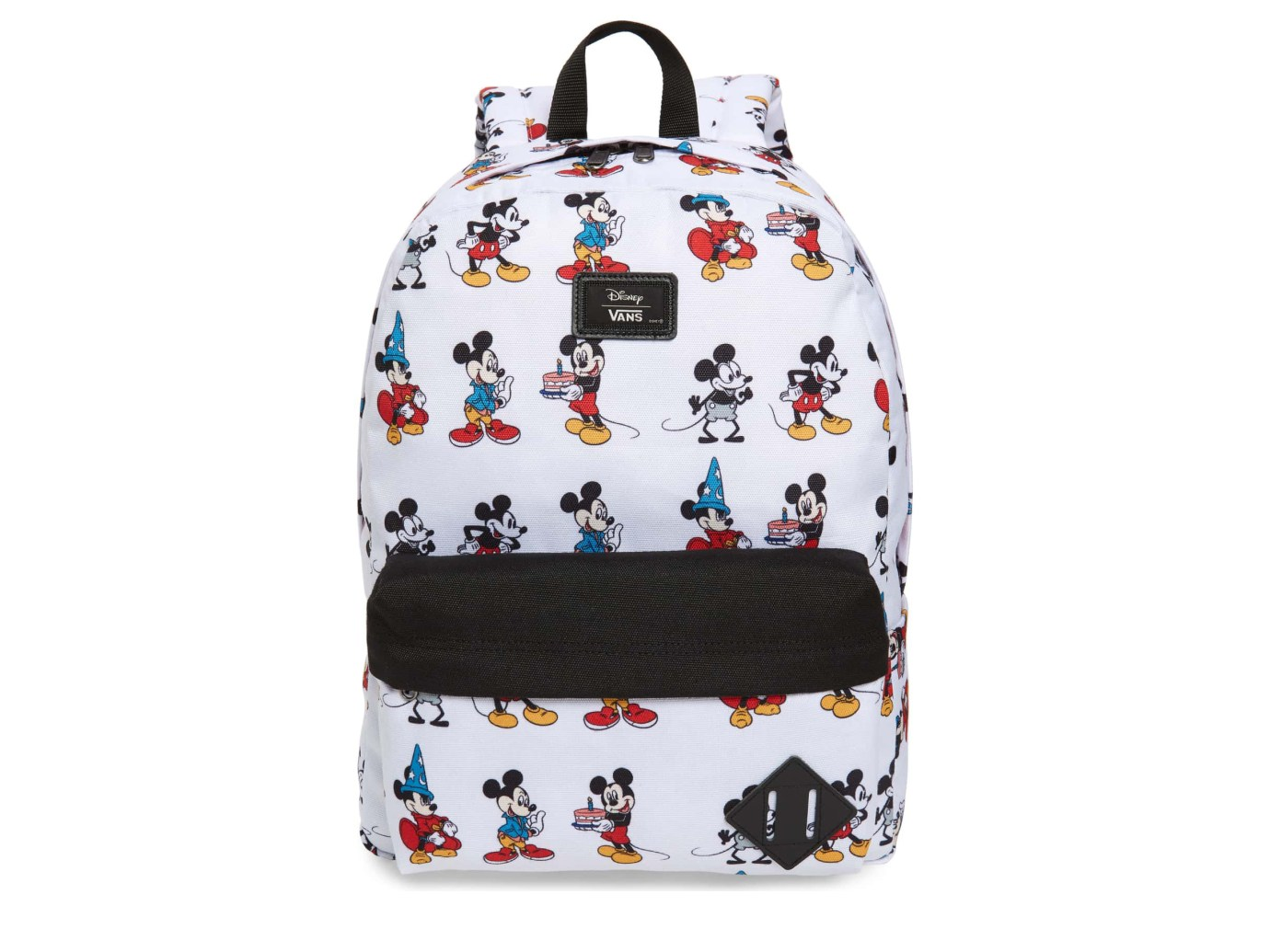 x Disney Mickey's 90th Anniversary - Mickey Through the Ages Backpack VANS