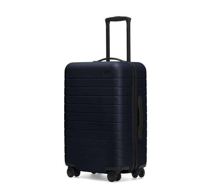 Away Luggage The Bigger Carry On - Black