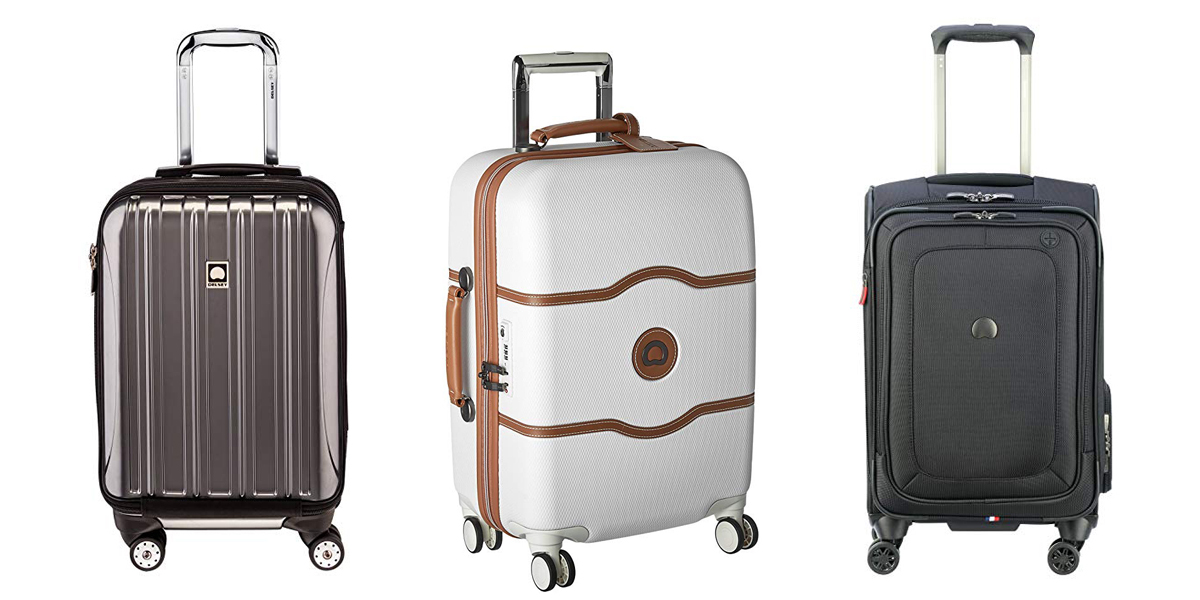 Delsey Luggage: The WTP Review