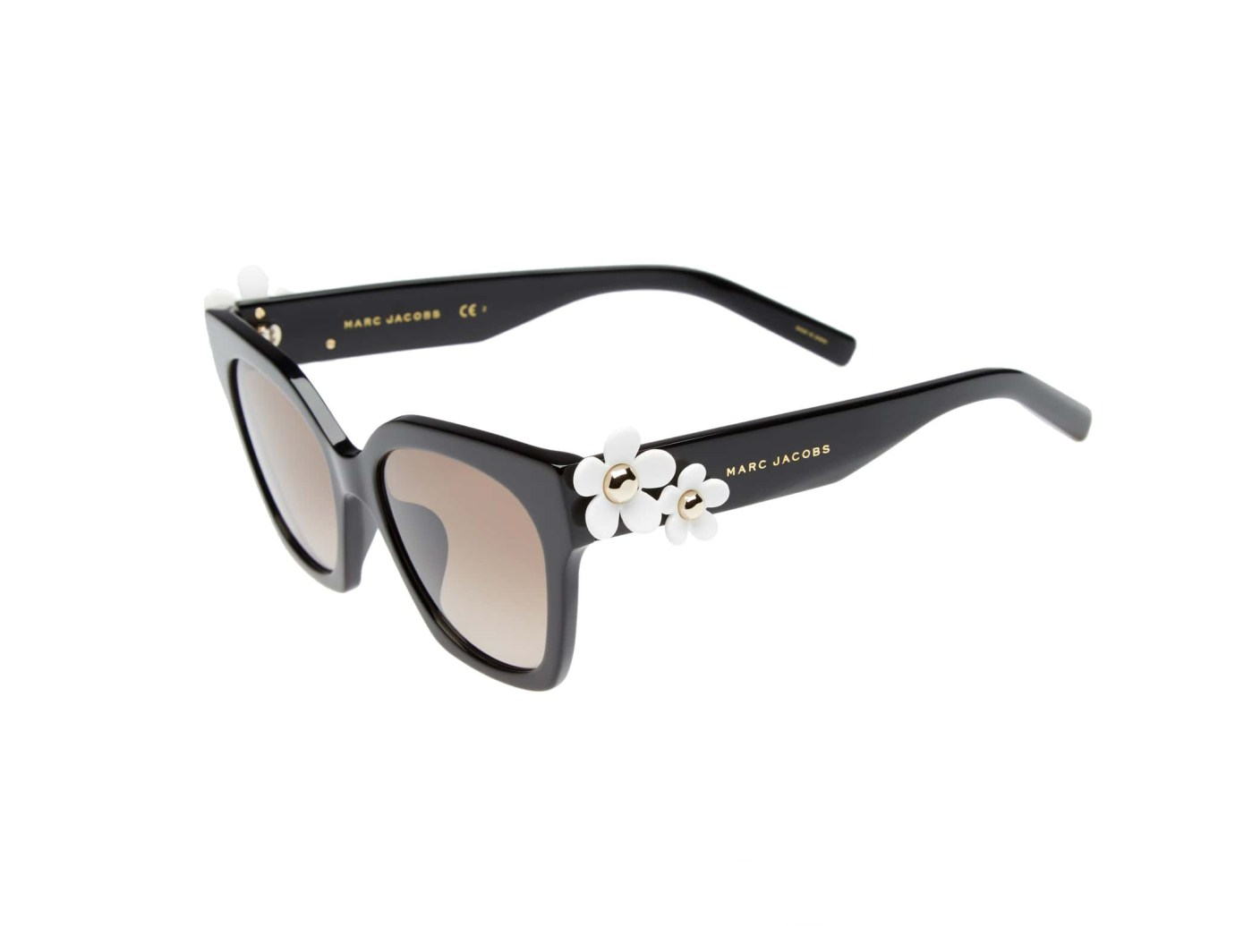 52mm Daisy Cat Eye Sunglasses MARC JACOBS