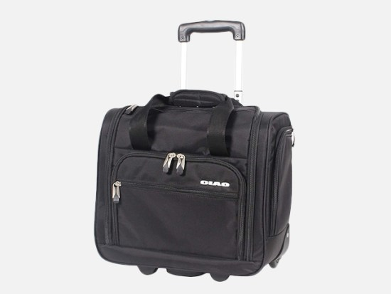 Ciao Luggage - 15 Inch Under Seat Bag.