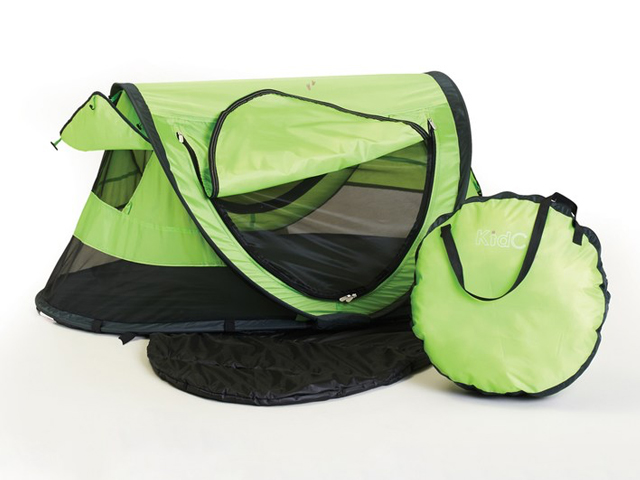 PeaPod Plus Kids Travel Bed by KidCo