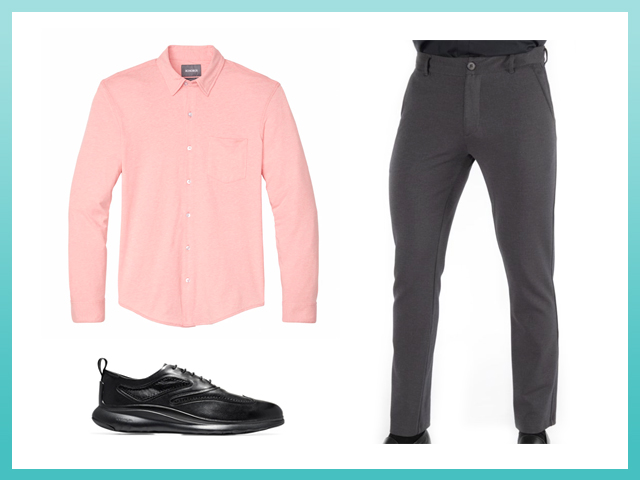 Best Looks First Class But Comfy Outfit for Men
