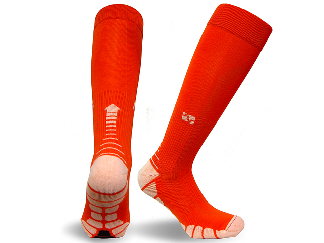 Vitalsox Italy, Patented Graduated Compression Socks, Antimicrobial Silver Drysat Series