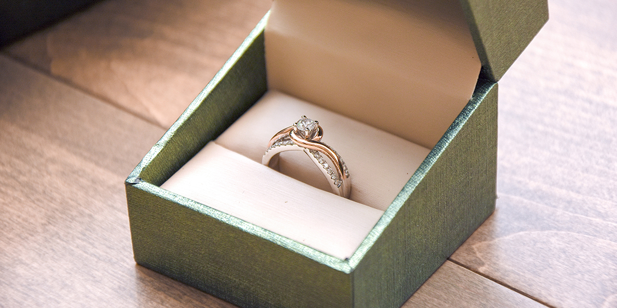 Amazon S Best Fake Engagement Rings For Travel 2020 What To Pack