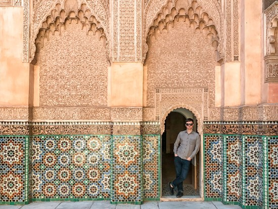Men and Women's Style for Marrakesh