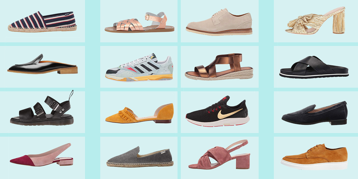 Travel From the Feet Up: 30 Best Destinations Paired With the 30 Best Shoes