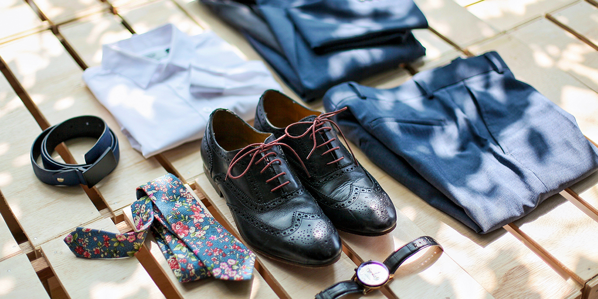 The Ultimate Guide to Men's Shoes (And the Suit Color Rules to Abide By).