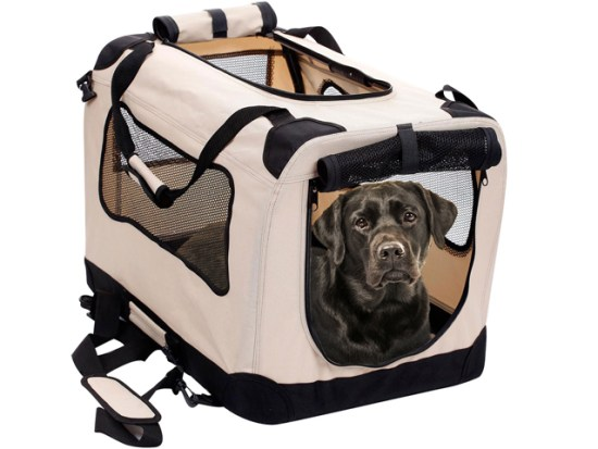 2PET Foldable Dog Crate.