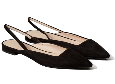 Everlane The Editor Slingback.
