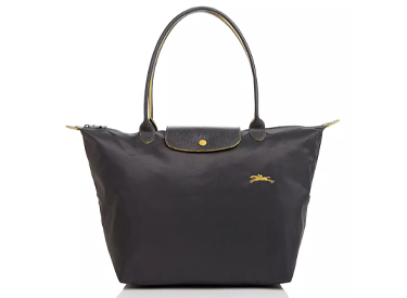 LONGCHAMP Le Pliage Club Large Shoulder Tote.