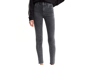 Levi 720 High Rise Super Skinny Jeans.