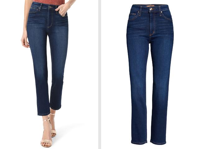 The Milla High Waist Ankle Straight Leg Jeans JOE'S.