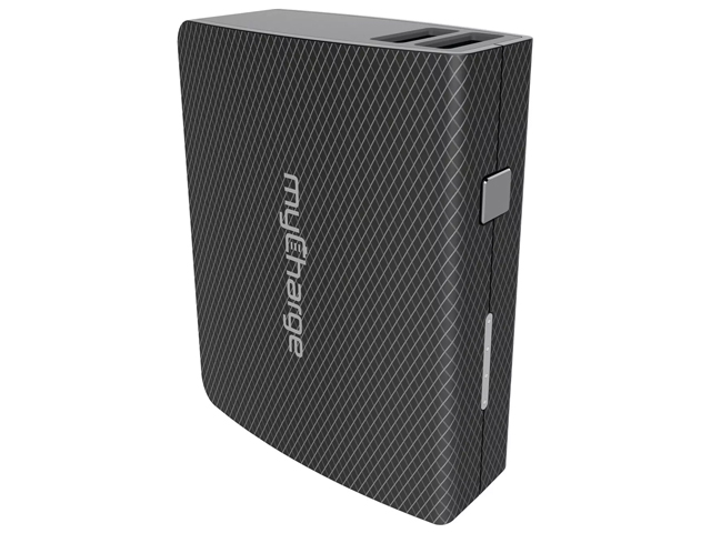 MyCharge Amp Max Portable Charger.