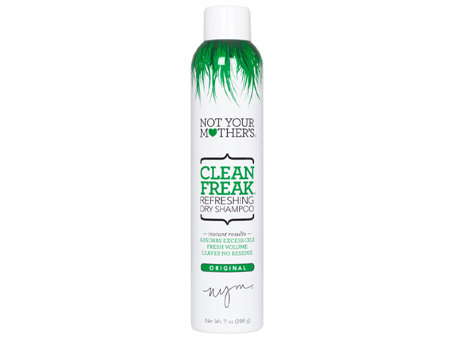 NOT YOUR MOTHER'S Clean Freak Dry Shampoo.