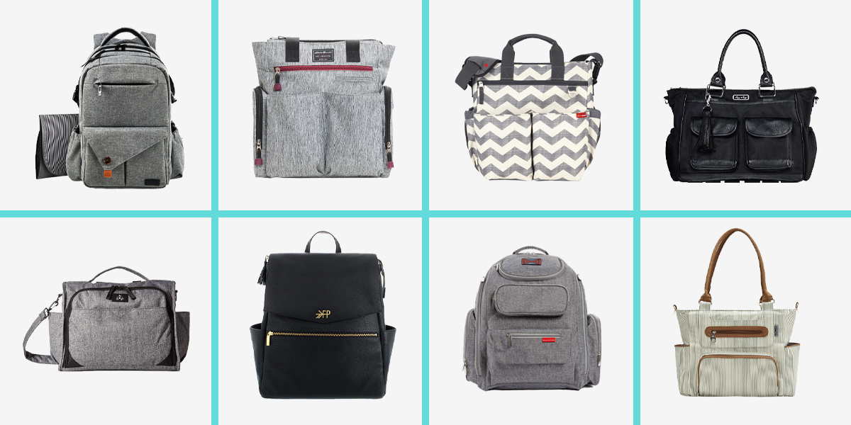The Best Diaper Bags With Ultra-Enthusiastic Reviews From Parents.