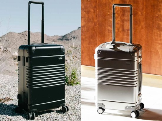 Arlo Skye Polycarbonate and Aluminum Carry-ons.