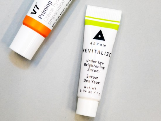 Arrow Revitalize Undereye Brightening Serum.