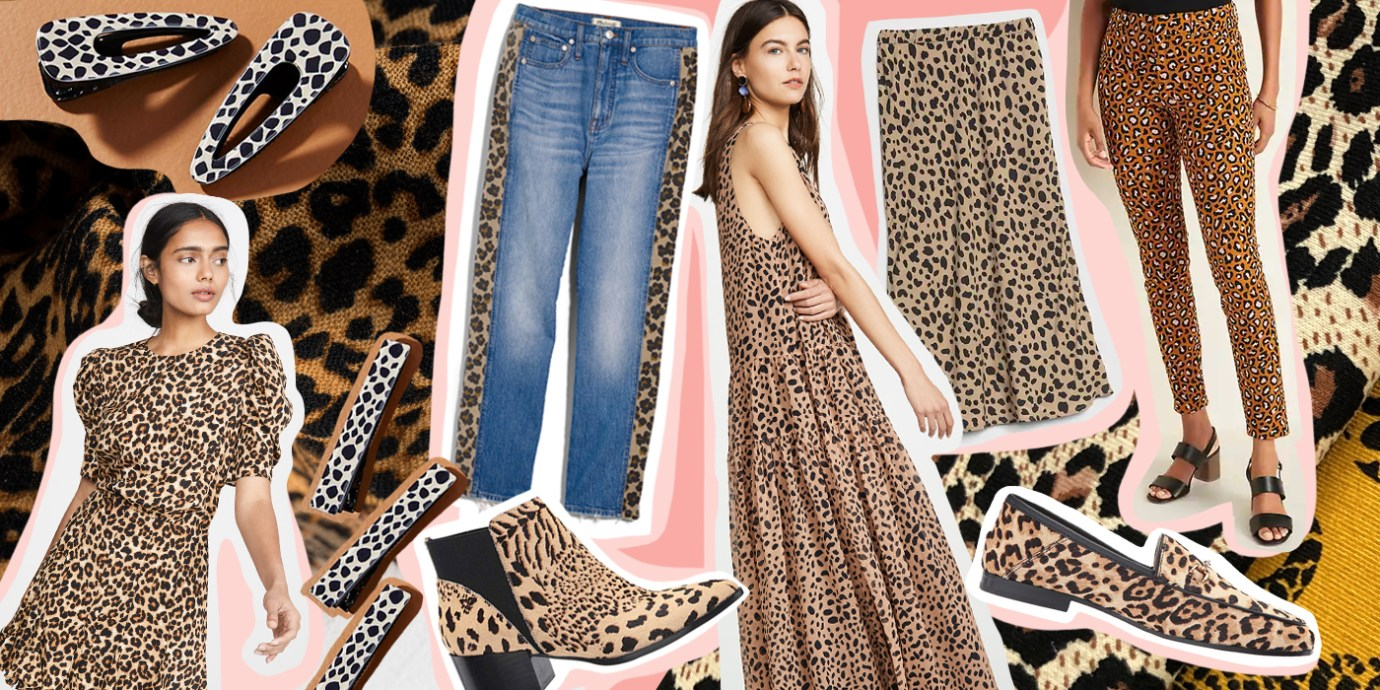 18 Leopard-Print Fashion Finds (and 3 Outfits) You'll Want for Fall.