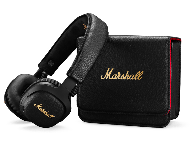 Marshall Mid Active Noise-Cancelling Headphones.