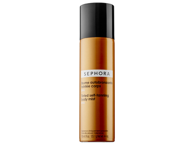 SEPHORA COLLECTION Tinted Self-Tanning Body Mist.