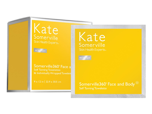 Somerville360° Tanning Towelettes KATE SOMERVILLE®.