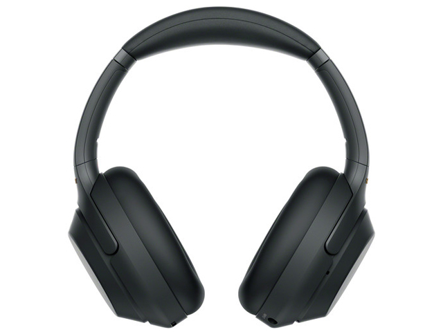 Sony WH-1000XM3 Wireless Noise-Canceling Over-Ear Headphones.