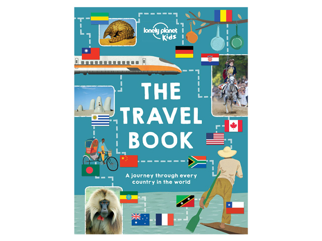 The Travel Book: A journey through every country in the world.