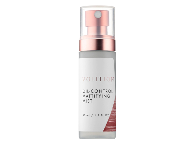 Volition Beauty Oil Control Mttifying Mist.