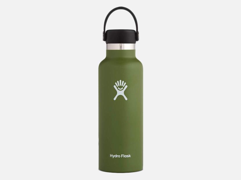 Hydro Flask Standard Mouth Water Bottle.